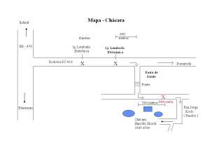 mapa chacara storch