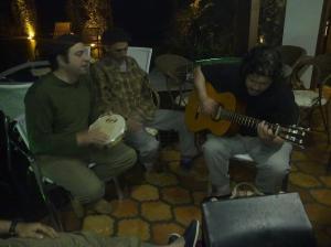Leonel Furtado, Thiago Antunes e Juliano Gomes